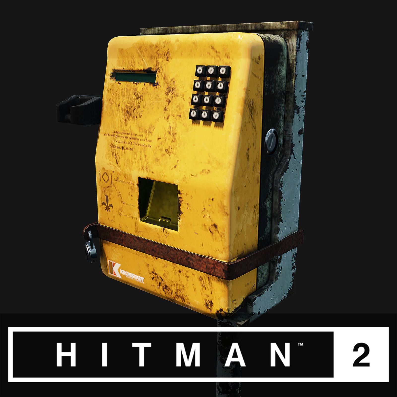 Hitman 2 - Props