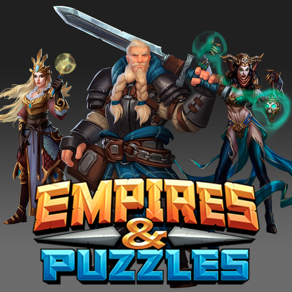 [Empires & Puzzles] Knights of The Round