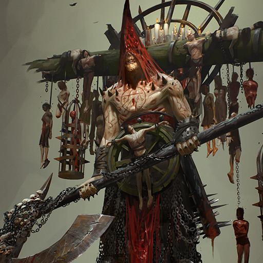 Hell executioner
