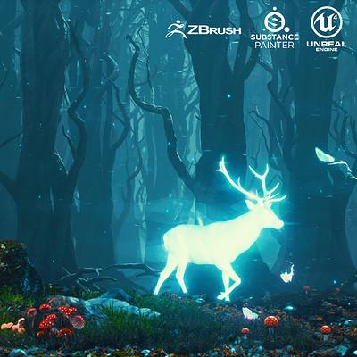 Dmitry wittmann mystic forest thumbnail