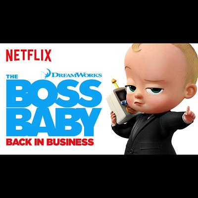 Shravan S - The Boss Baby: Back in Business