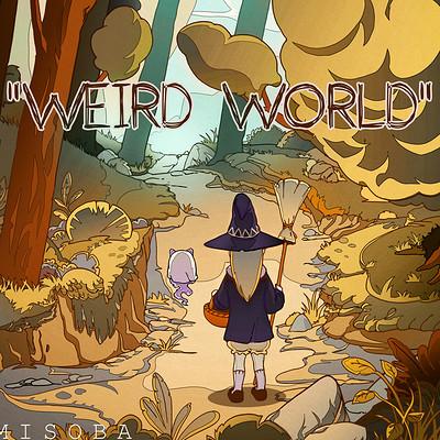 Misoba hoang nguyen weird world forest