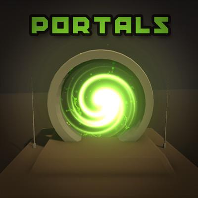 Gabriel aguiar shaderforge portal thumbnailsquare