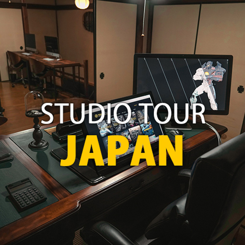 Tokkun Studio - Japanese office (KYOTO)