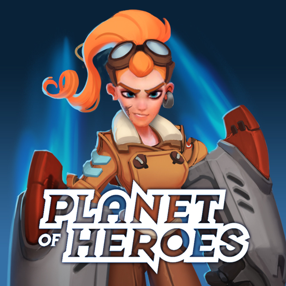 Planet of Heroes: Skin for Ronda