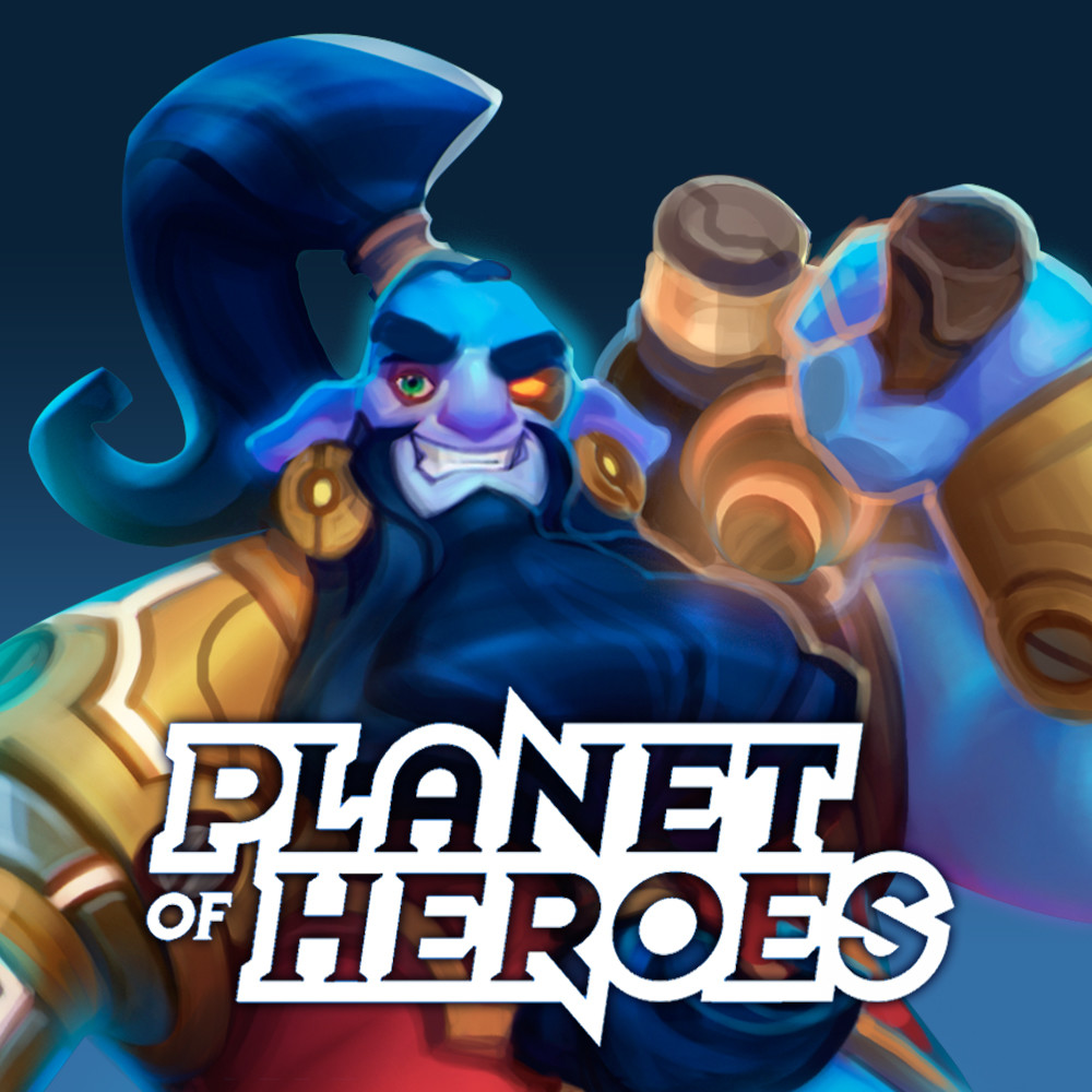 Planet of Heroes: Skins for Capitan Bluebeard