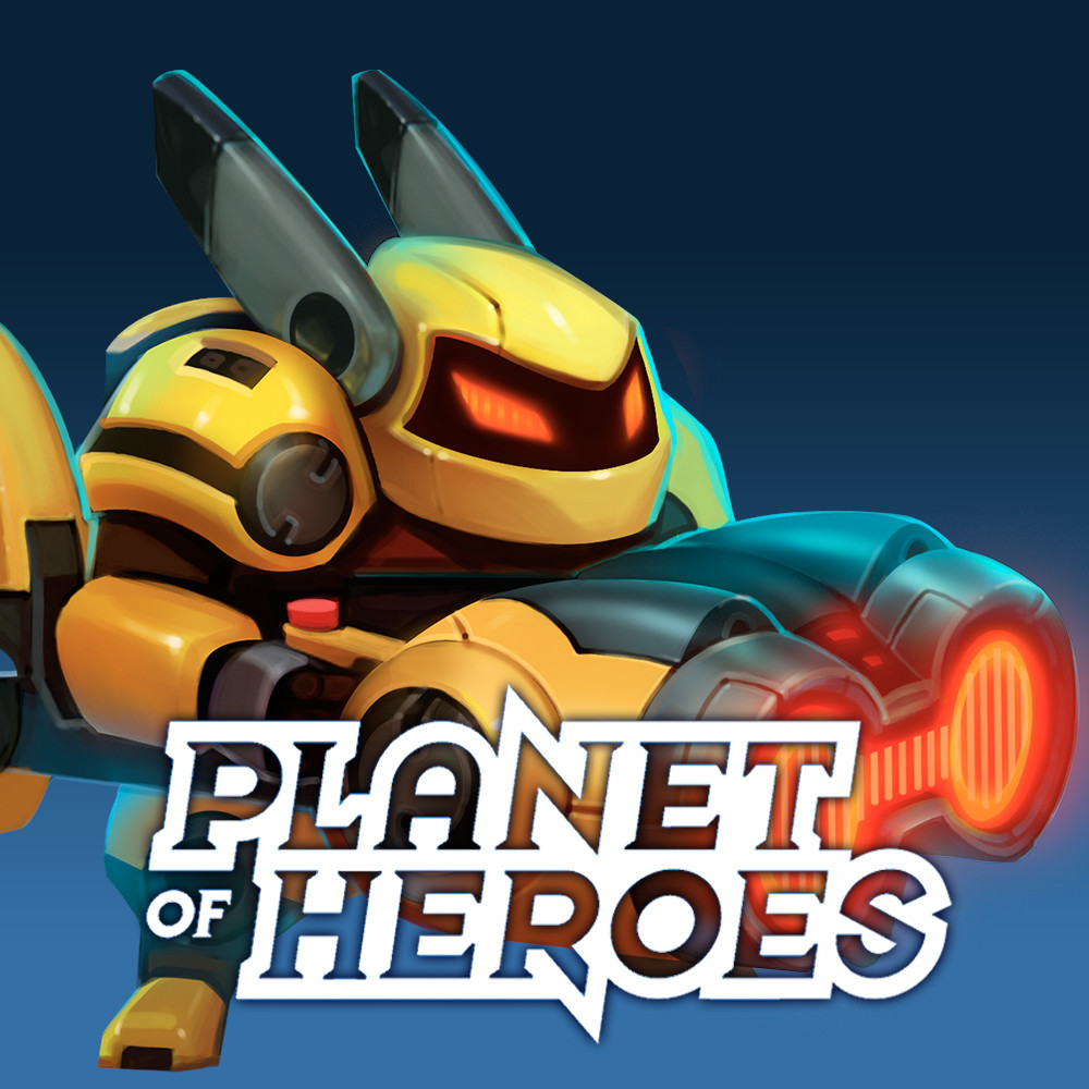 Planet of Heroes: Skins for Magnum