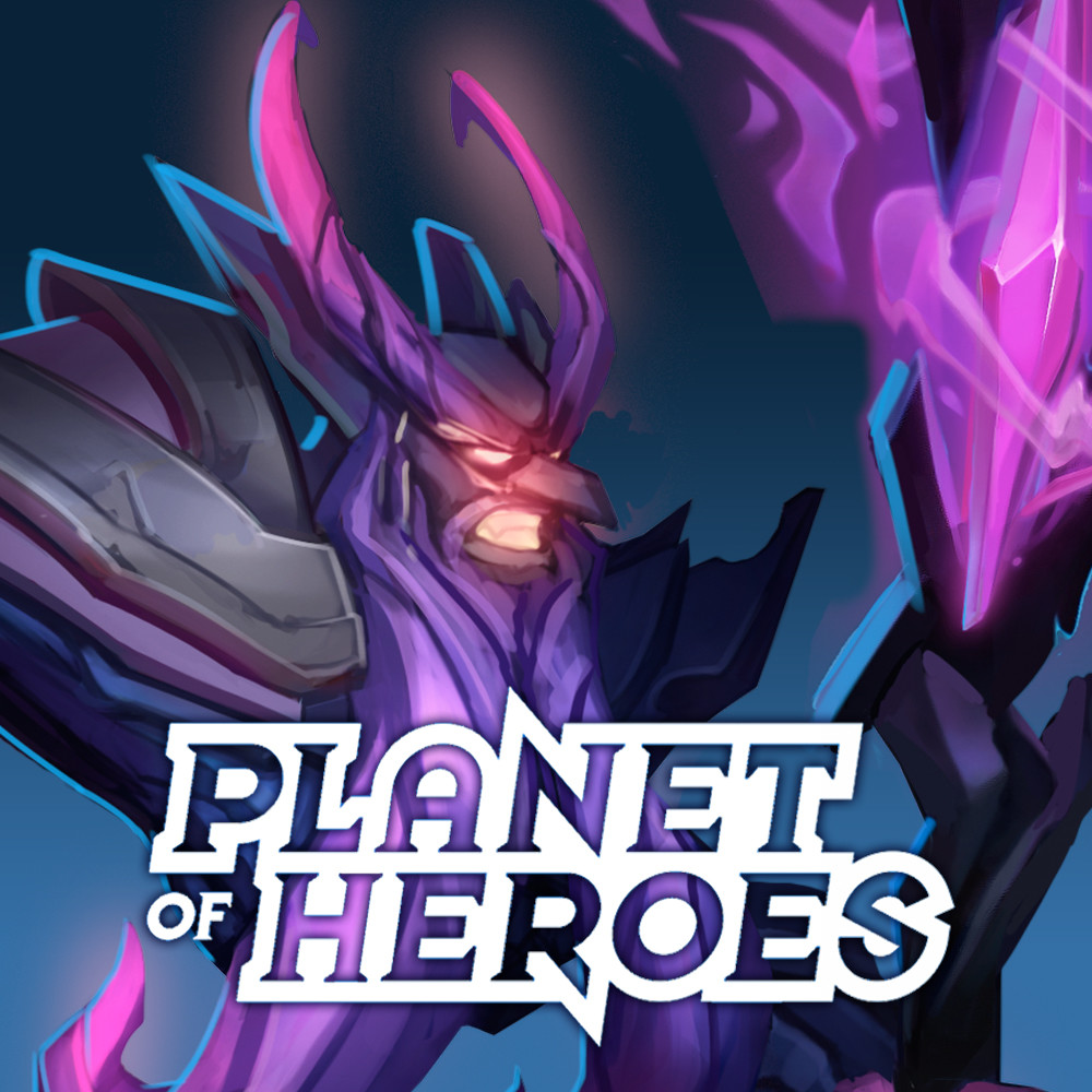 Planet of Heroes: Skin for Iffir