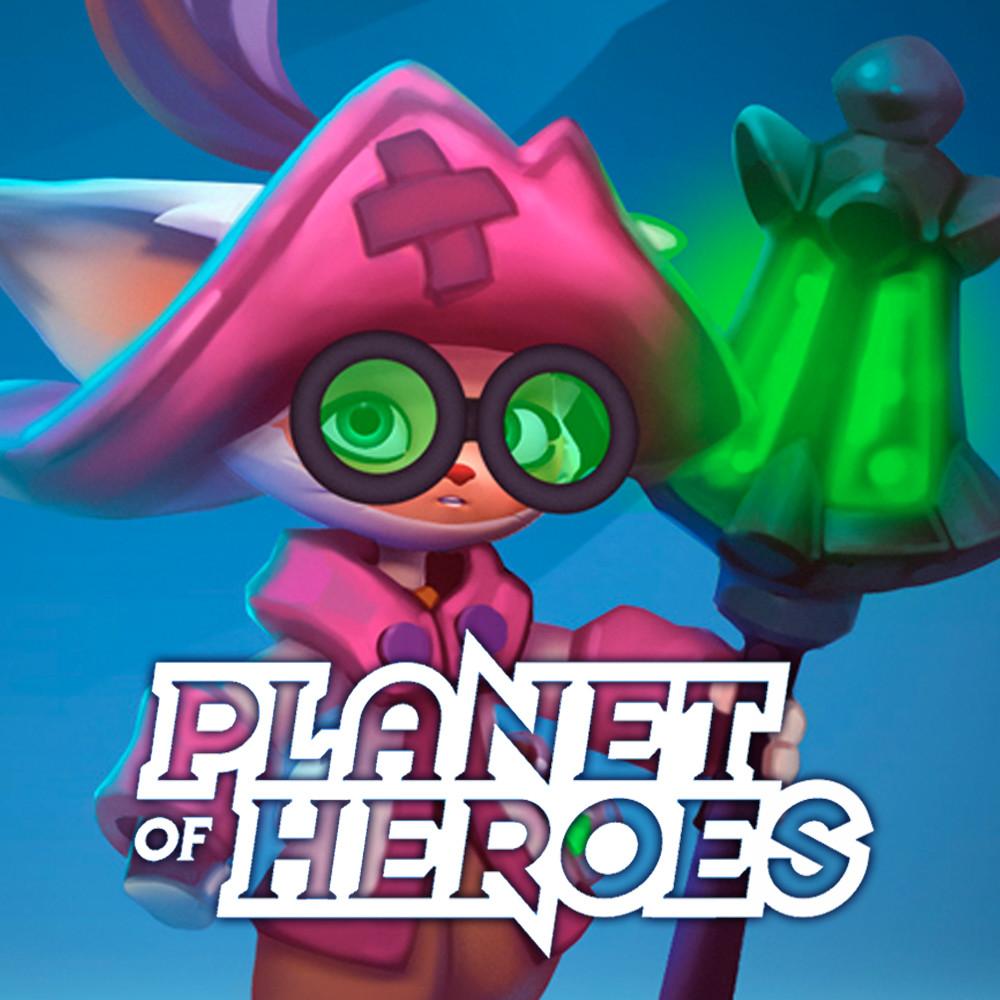 Planet of Heroes: Skin for Neelu