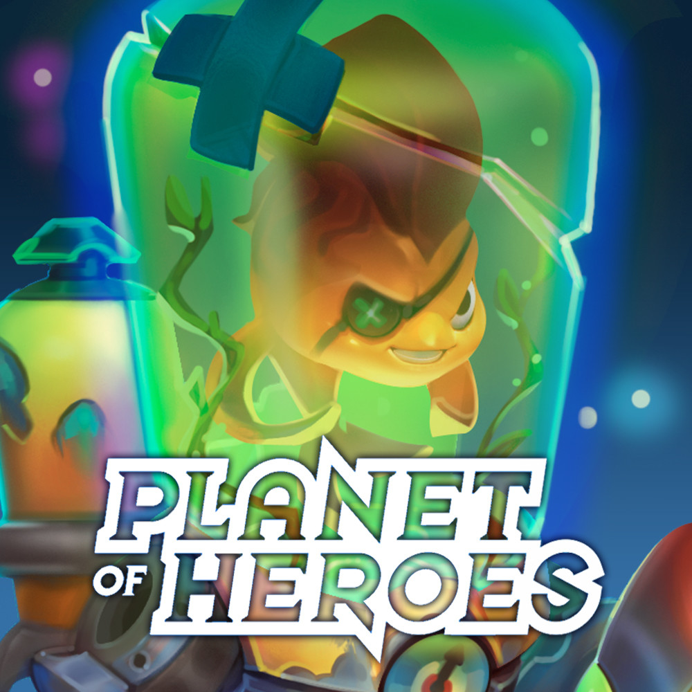 Planet of Heroes: Skin for Bubbles