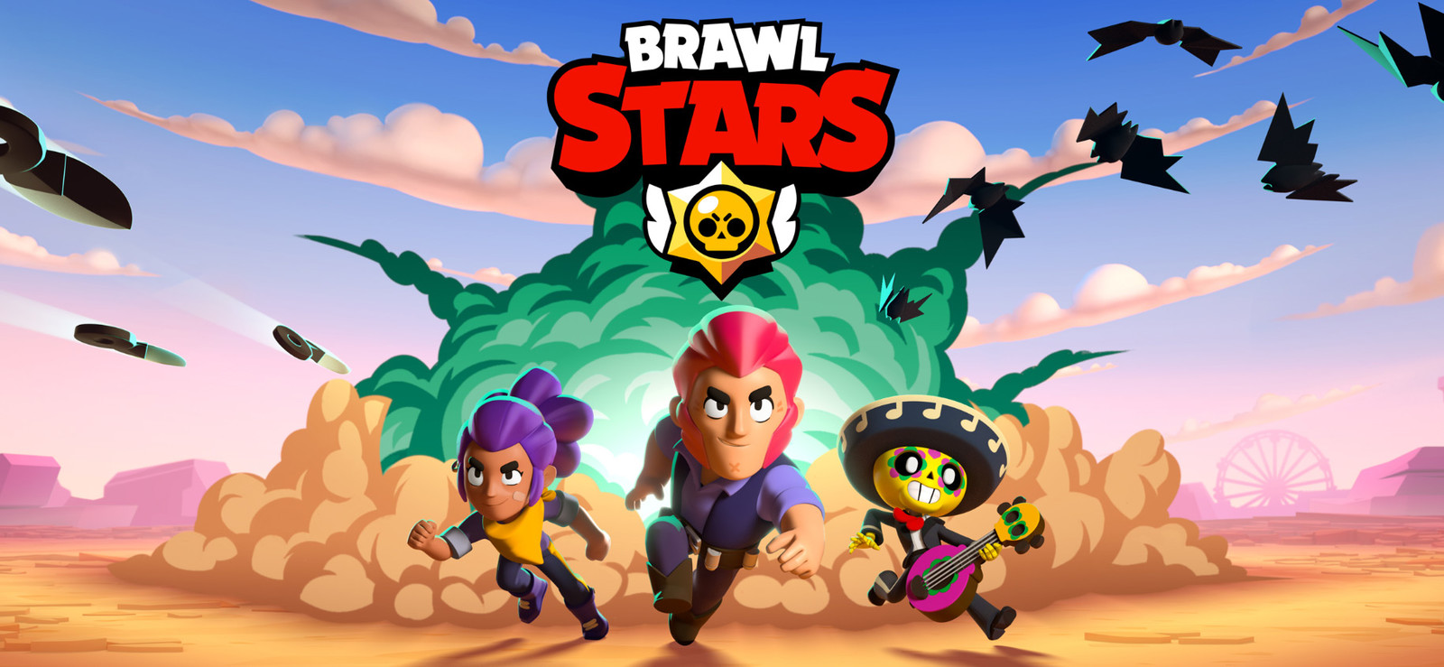 Brawl Stars: Environment Art