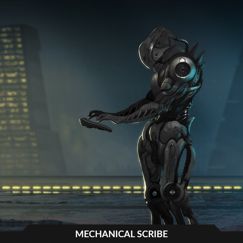 Mechanical Scribe