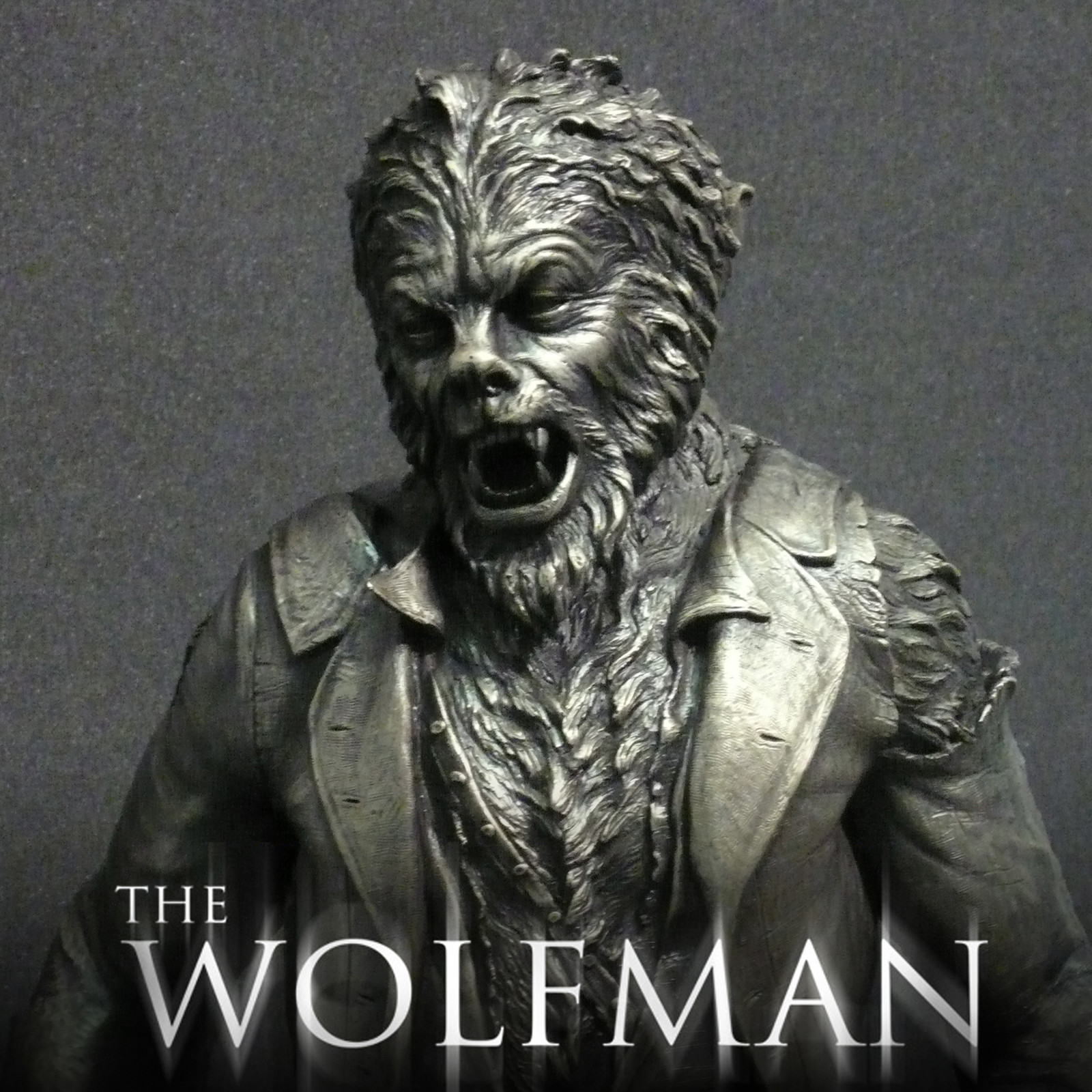 THE WOLFMAM