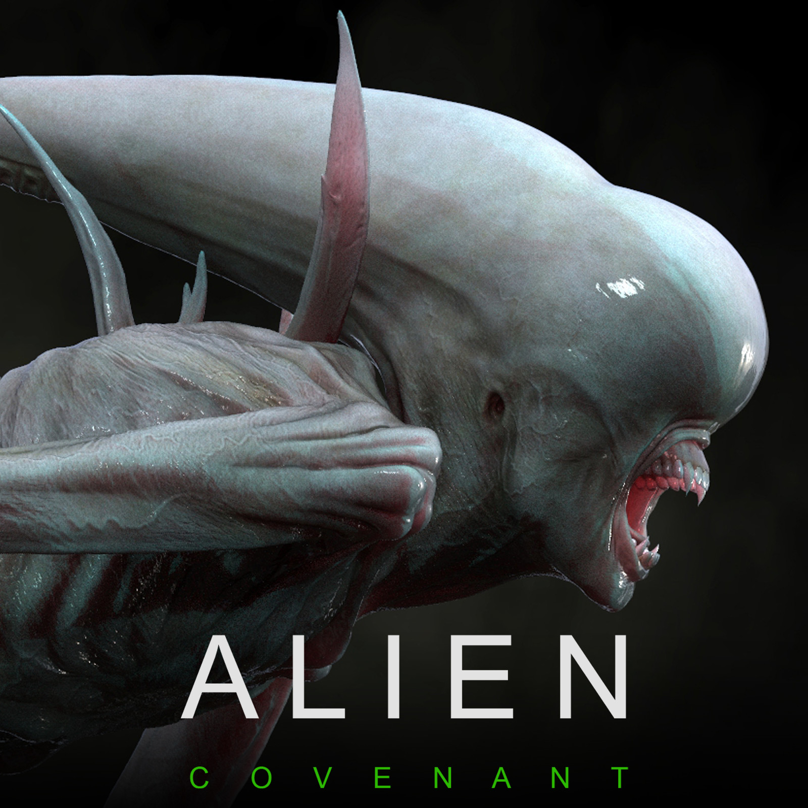 Alien Covenant - Neomorph