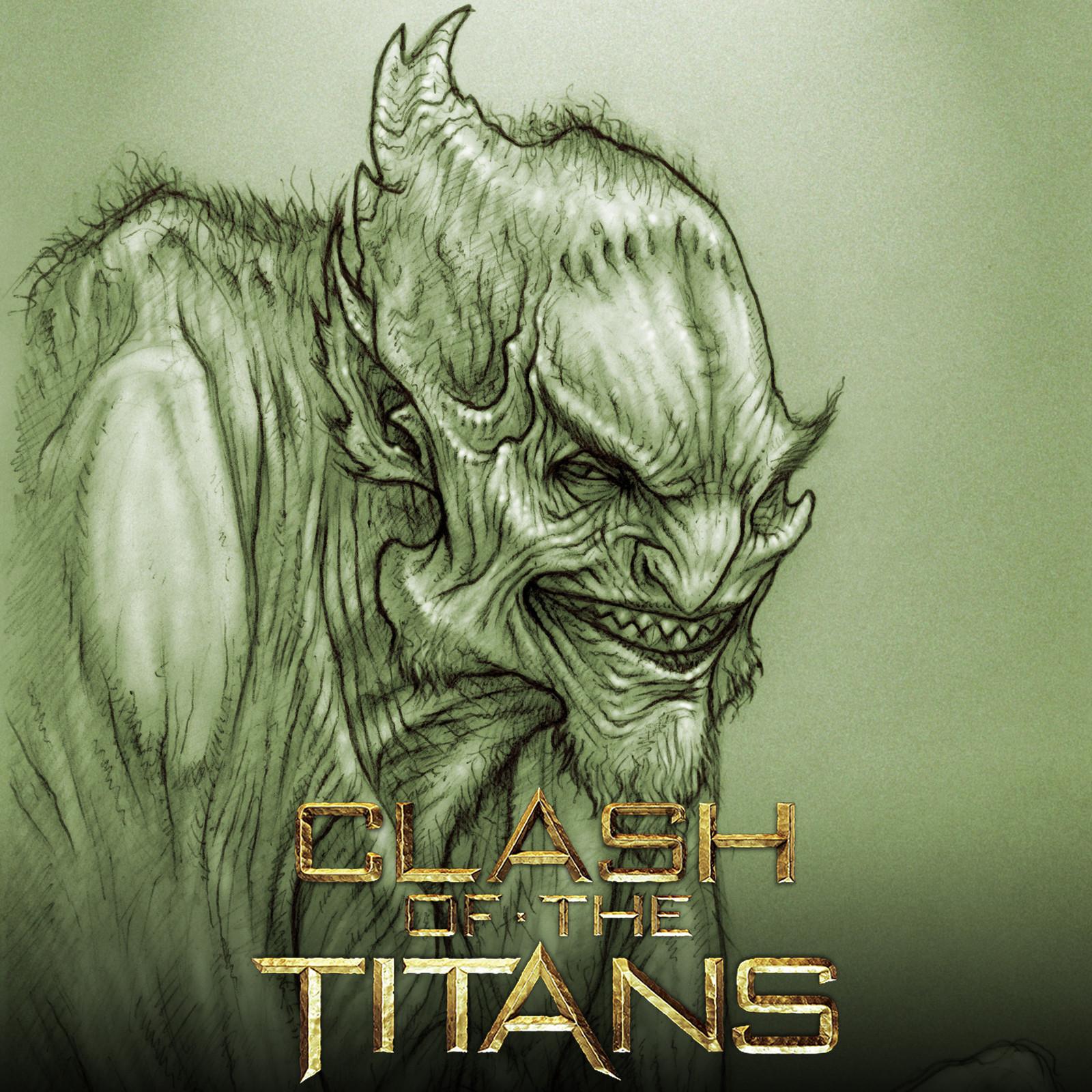 Clash of the Titans - Calibos
