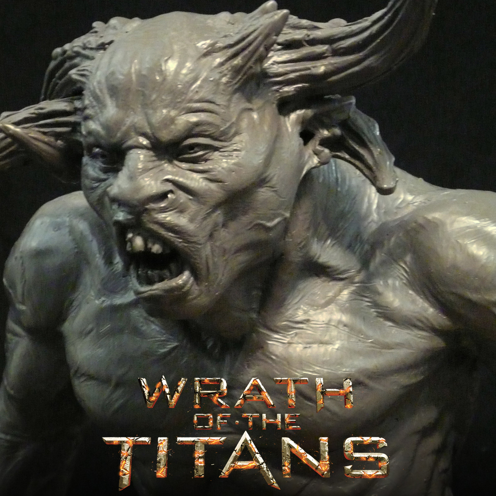 Wrath of the Titans - Minotaur