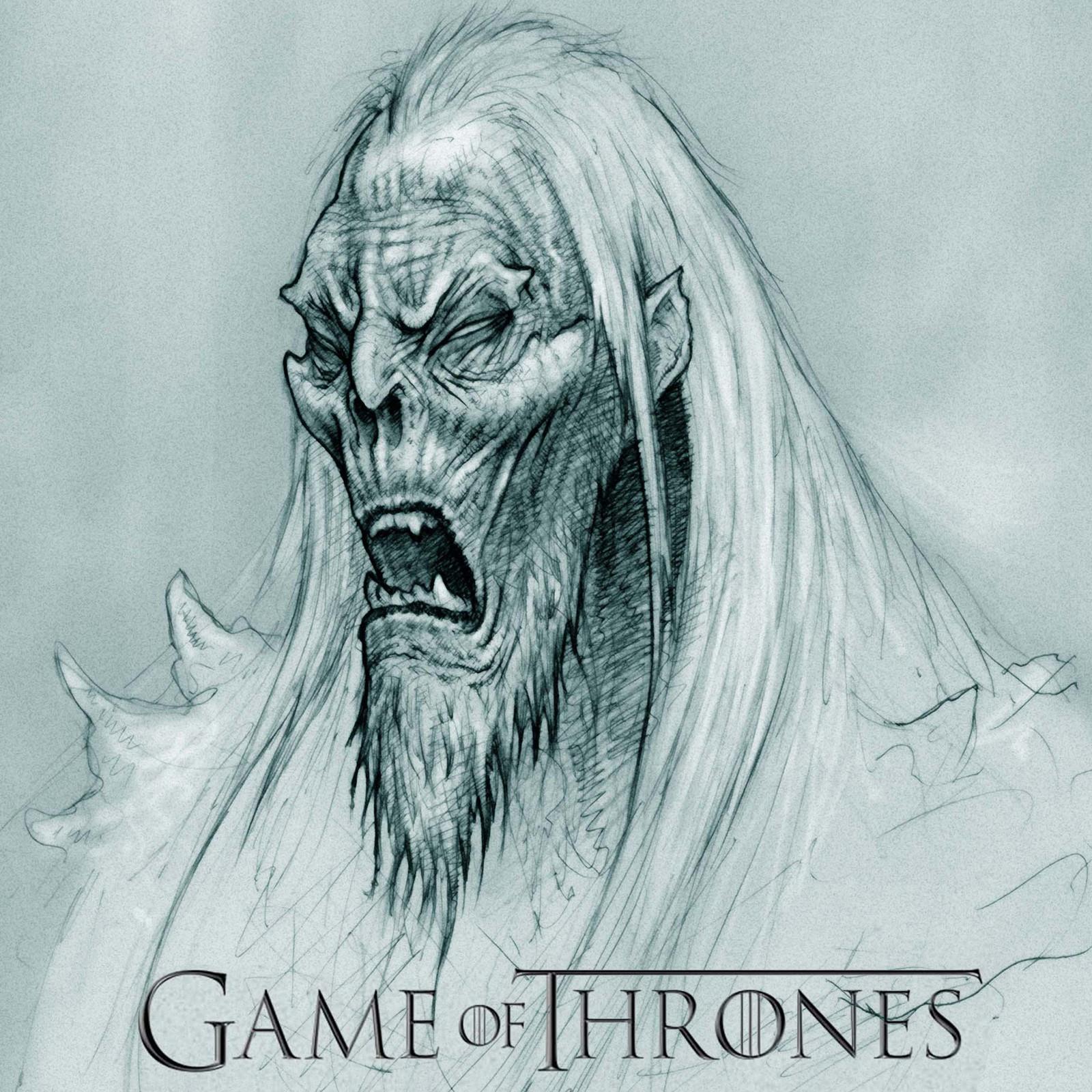 Game of Thrones - Season 1 - White Walkers