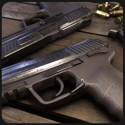 Carl kent guns v2