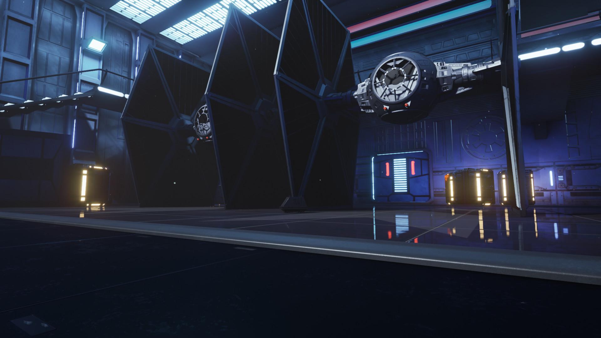 Artstation Star Wars Jedi Knight 2 Jedi Outcast Mission On