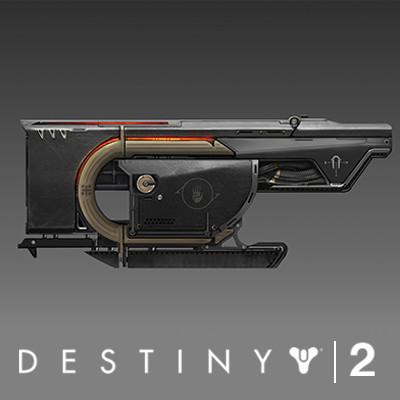 Destiny 2 : Black Armory Weapons