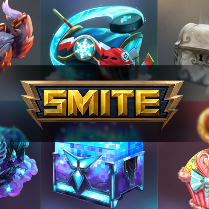 SMITE - Chest Collection