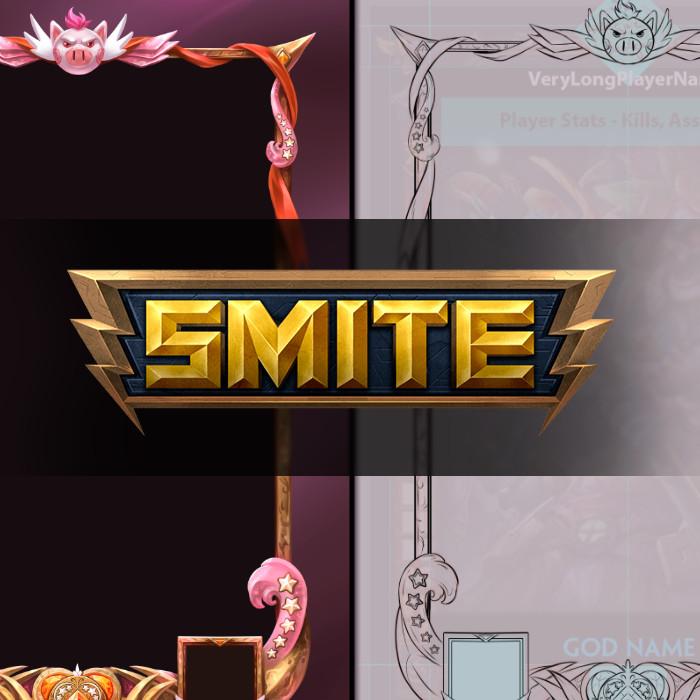 SMITE - Mystic Archer Loading Frame