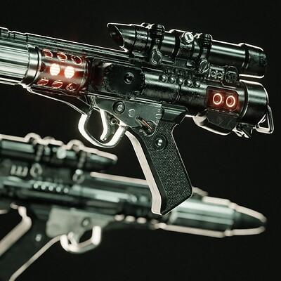 Wanoco 4d starwars blaster1 14