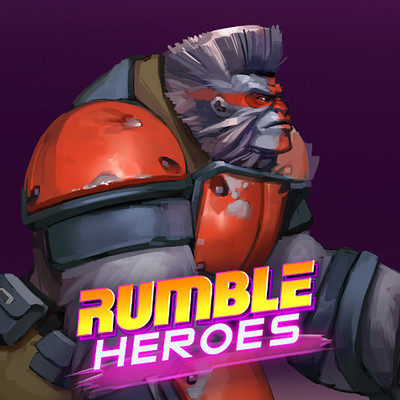 Room 8 studio preview rumble heroes3