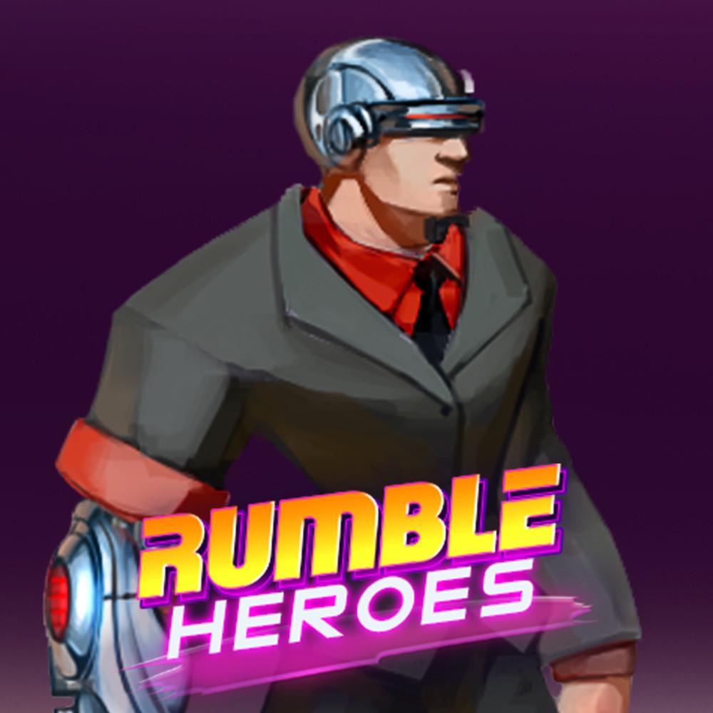 Rumble Heroes: Concept Art of Gekko