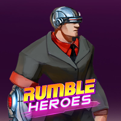 Room 8 studio preview rumble heroes10