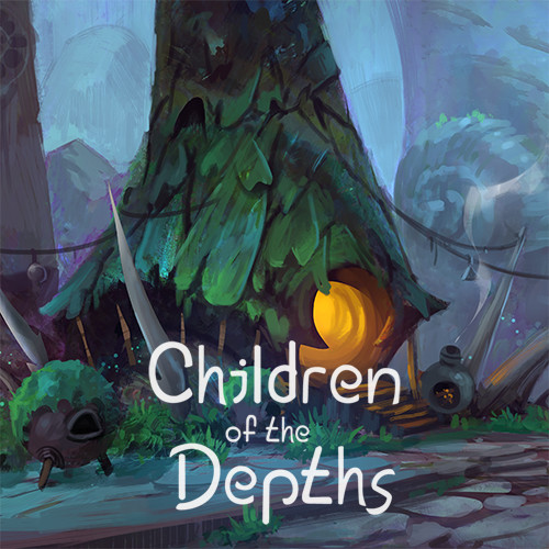 Children of the depths - Herbalist hut