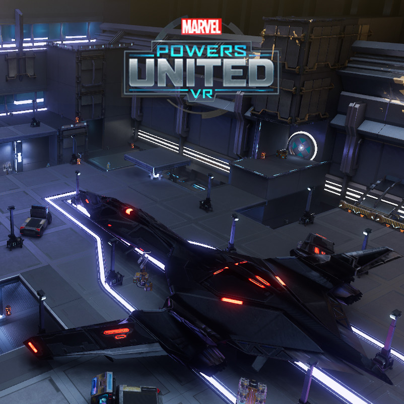 Marvel Powers United VR: X-Men Hangar