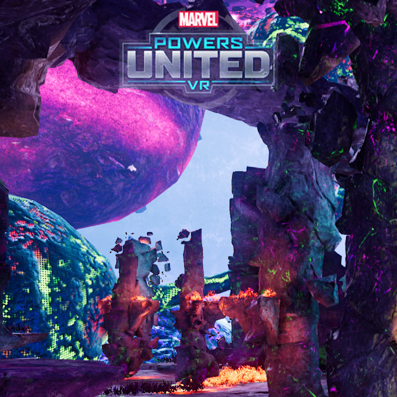 Marvel Powers United VR: Dark Dimension Level