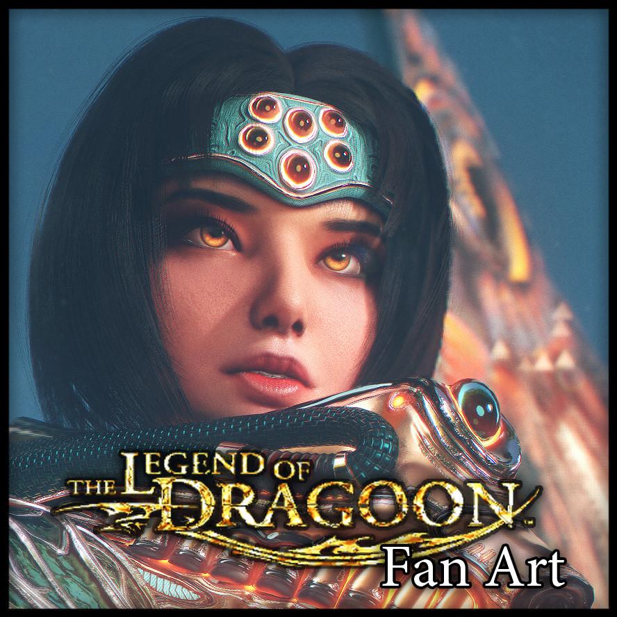 Legend of Dragoon (Shana)
