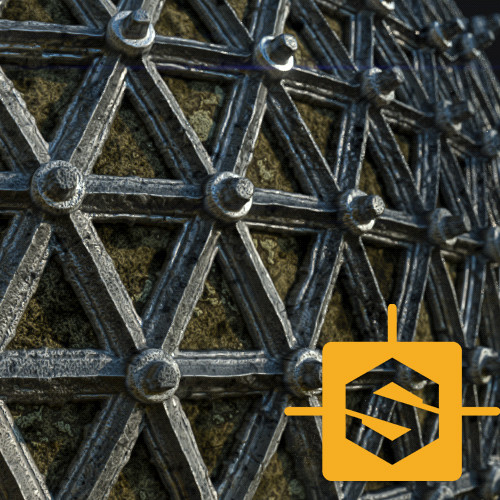 Medieval Patterns Series 01 - Substance