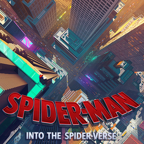 Spider-Man: Into the Spider-Verse - Concept Art