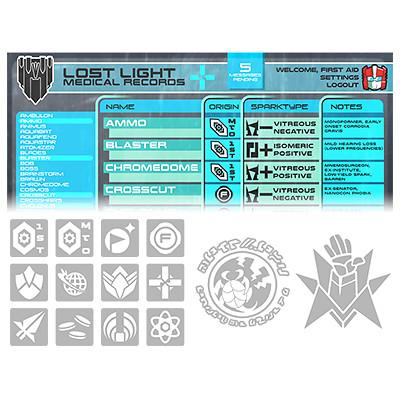 Transformers Graphics