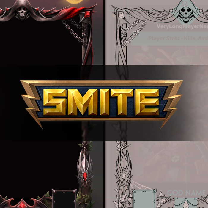 SMITE - Count Baron Loading Frame
