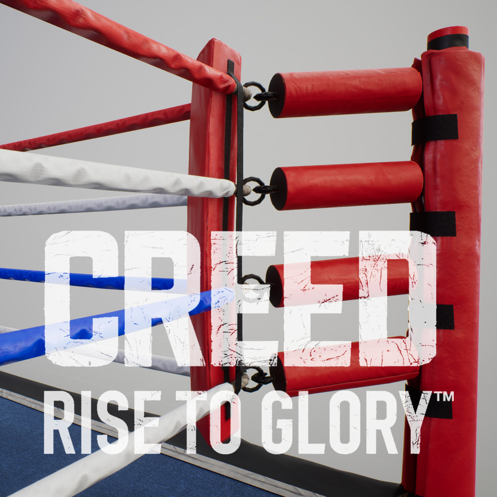 Creed: Rise To Glory - Arena Boxing Ring