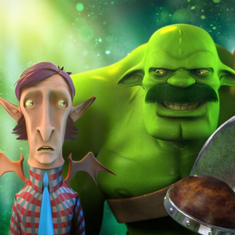 Gigantor & Draconius (2010)