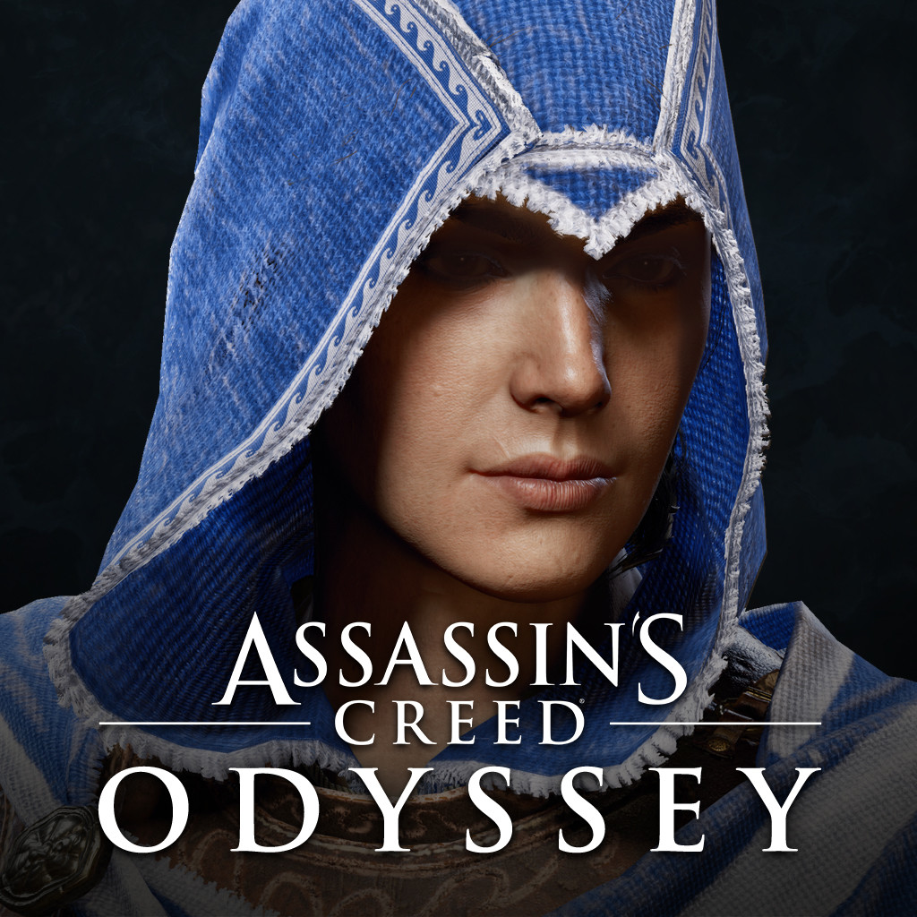 Alexios/Kassandra Outfit Odysseus