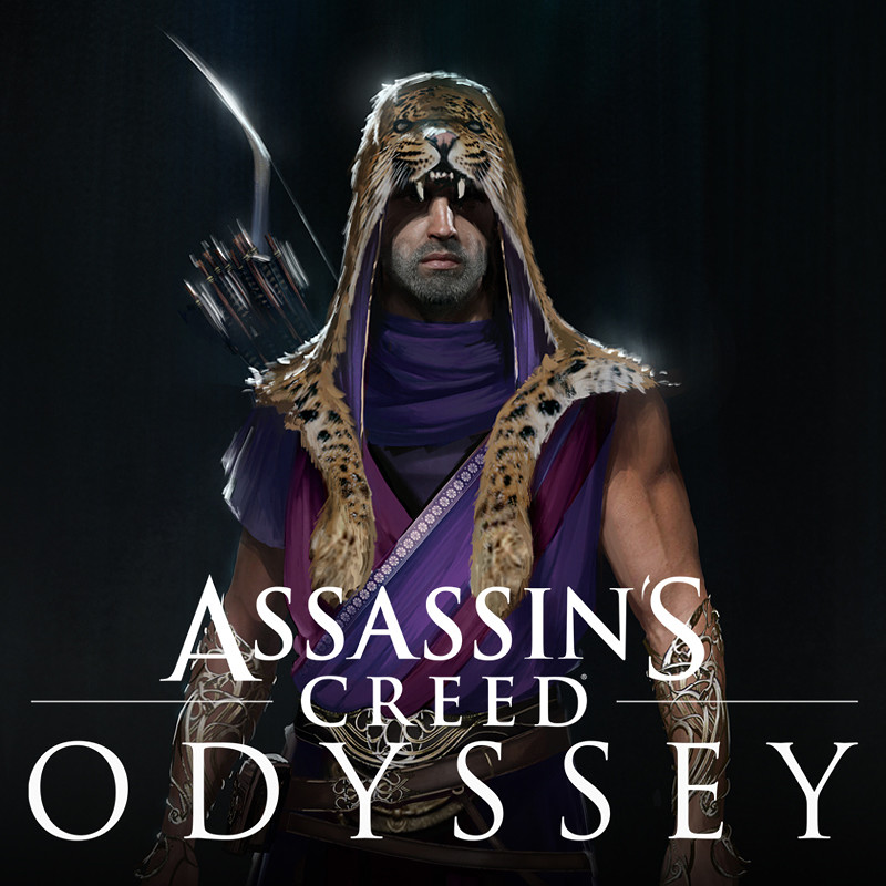 Assassin's Creed Odyssey: Dionysos Armour