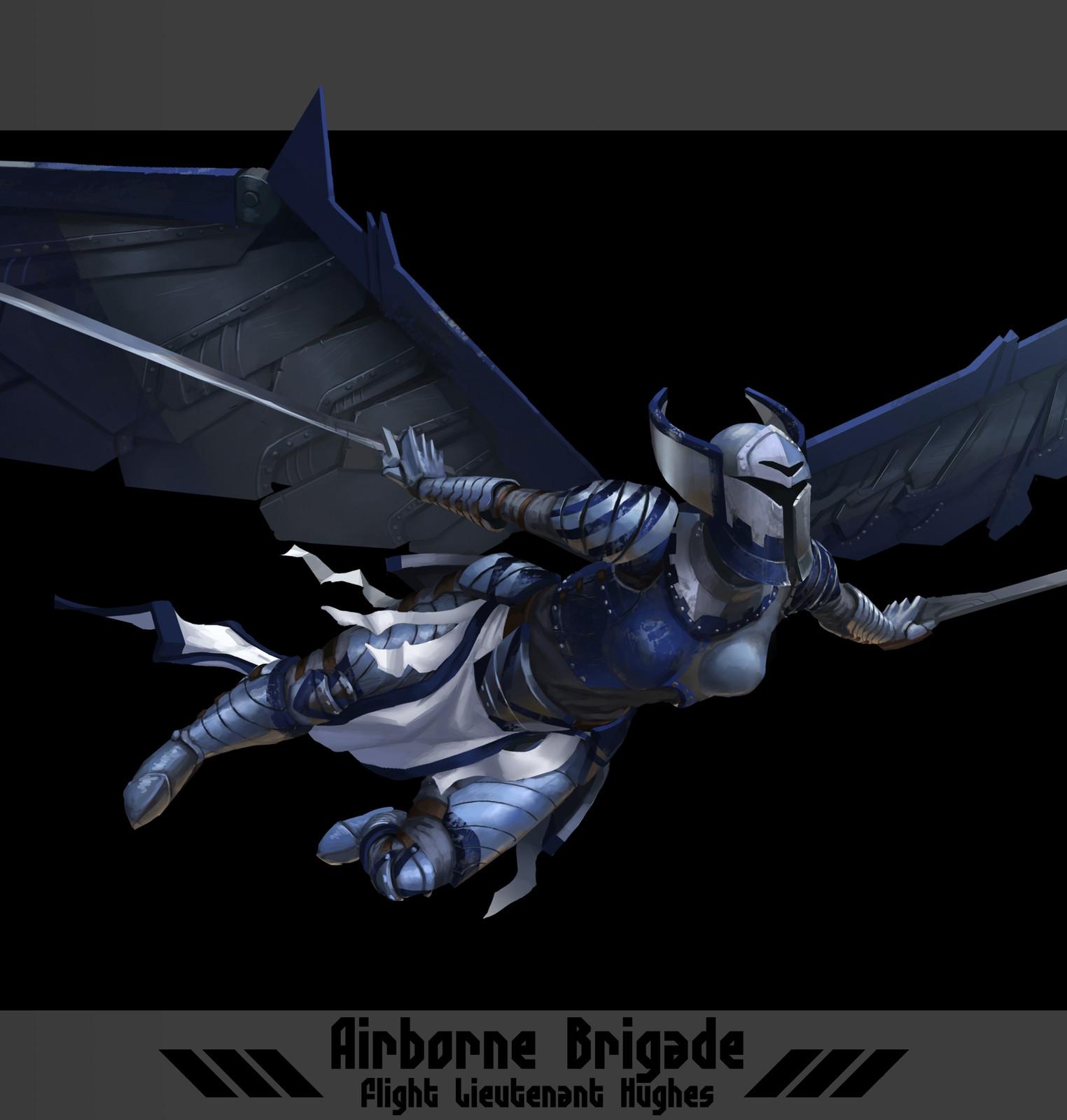 The Airborne Brigade
