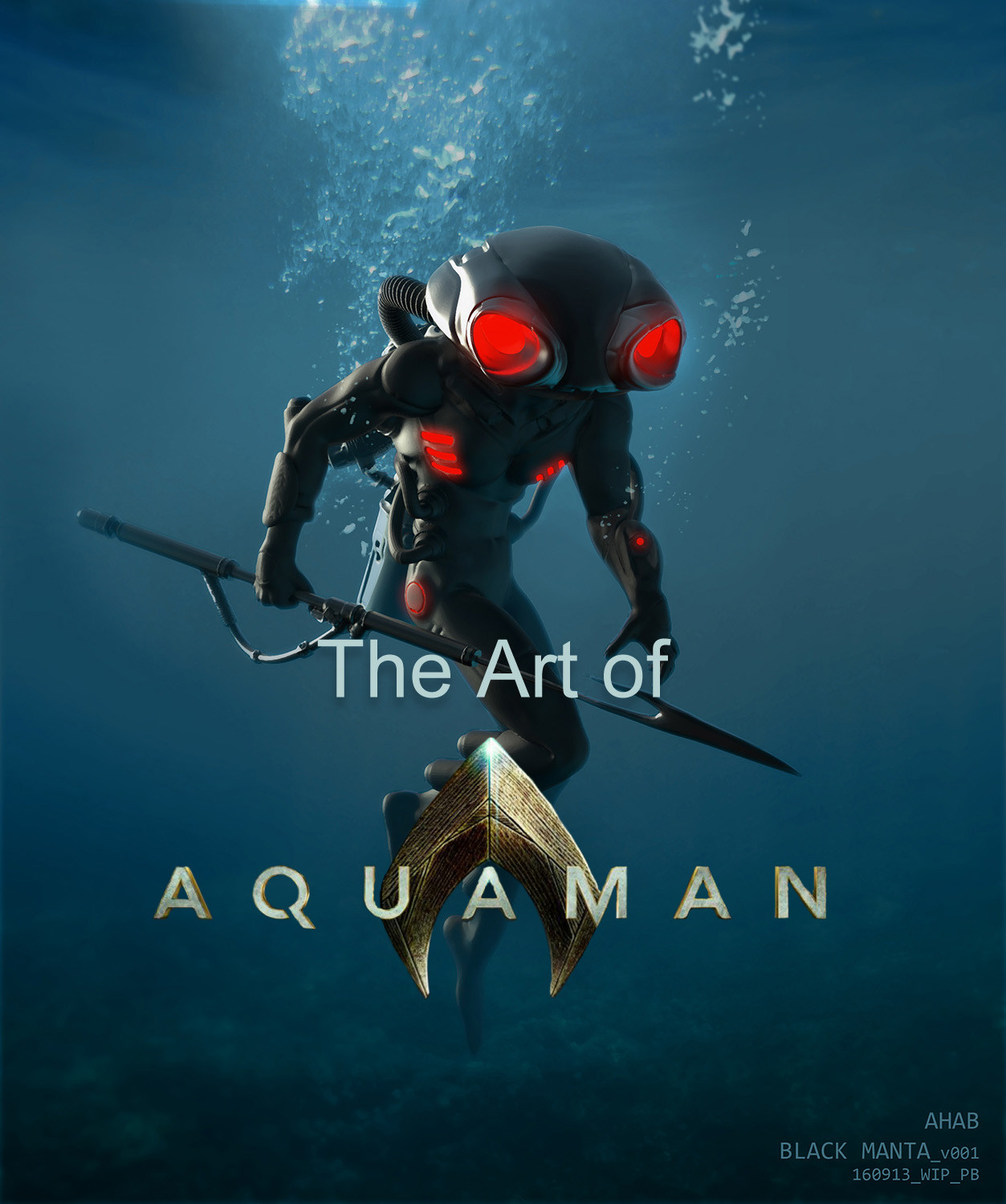The Art Of Aquaman