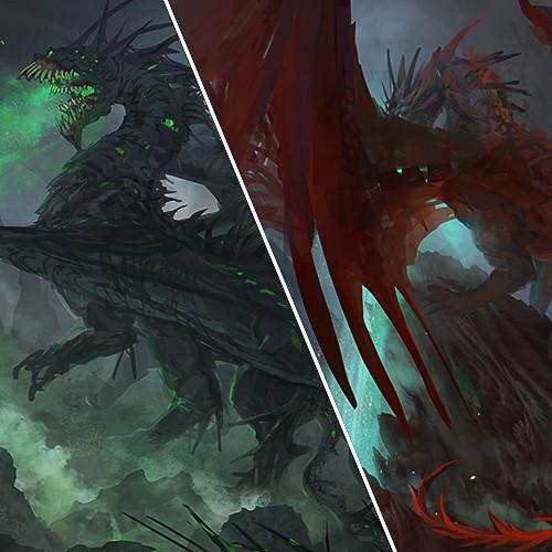 Neon Dragon, Hyper Dragon