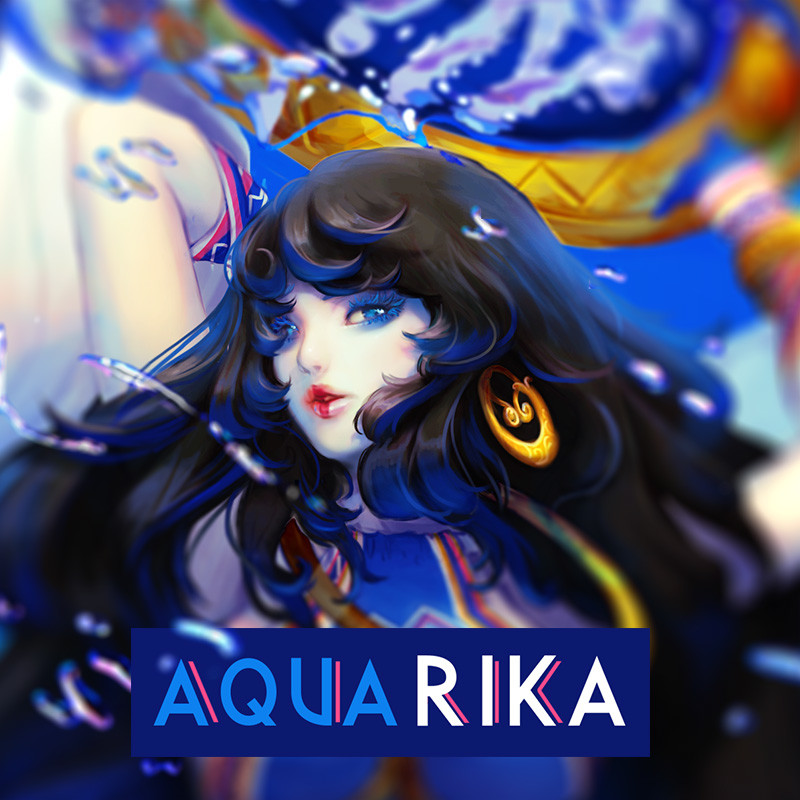 Aquarika - Color Concept