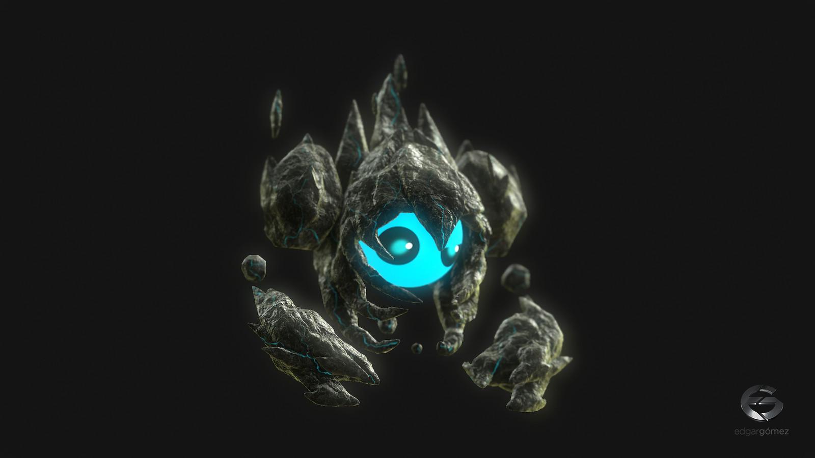 3D concept for Souls