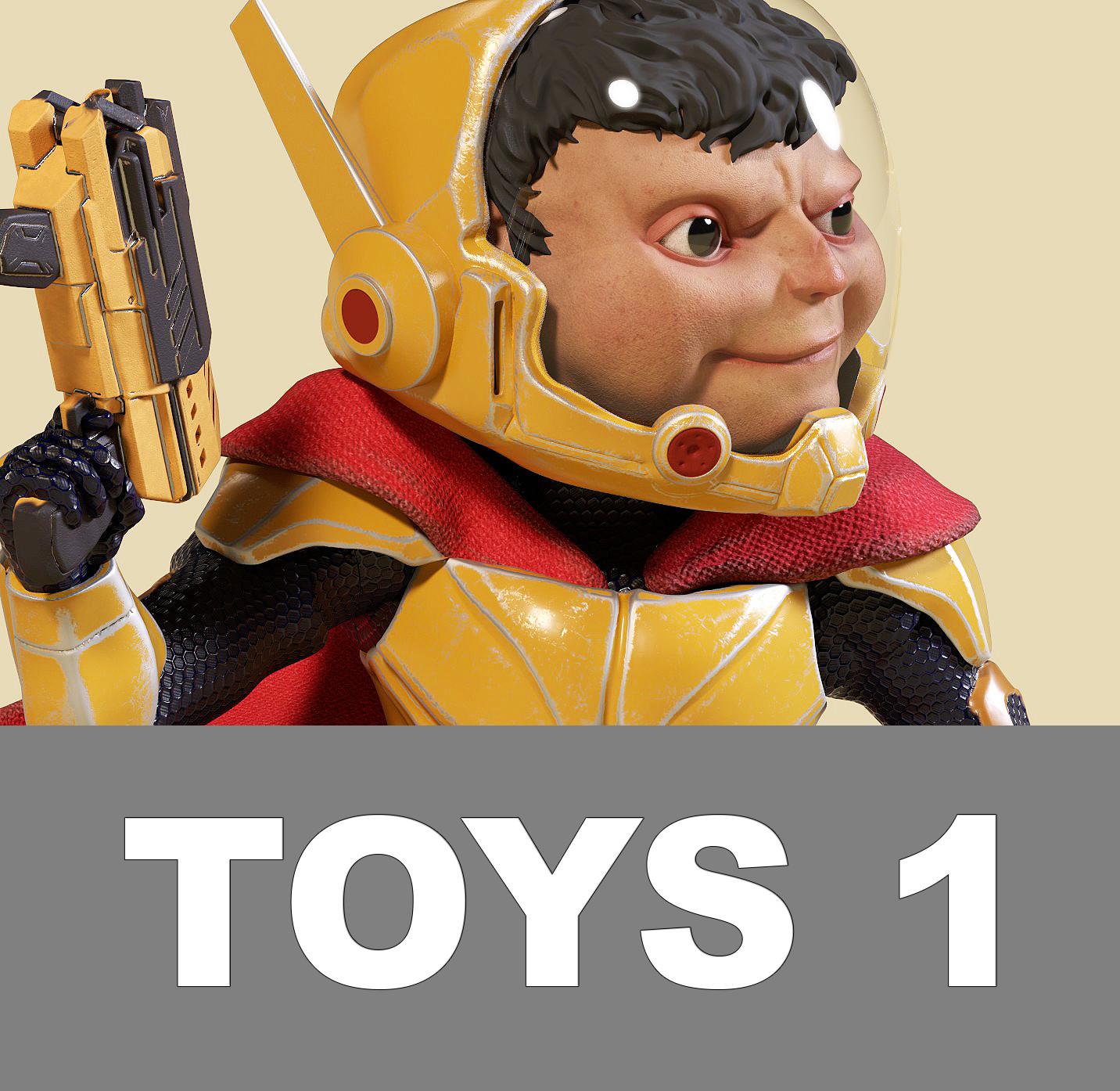 Toys, part 1