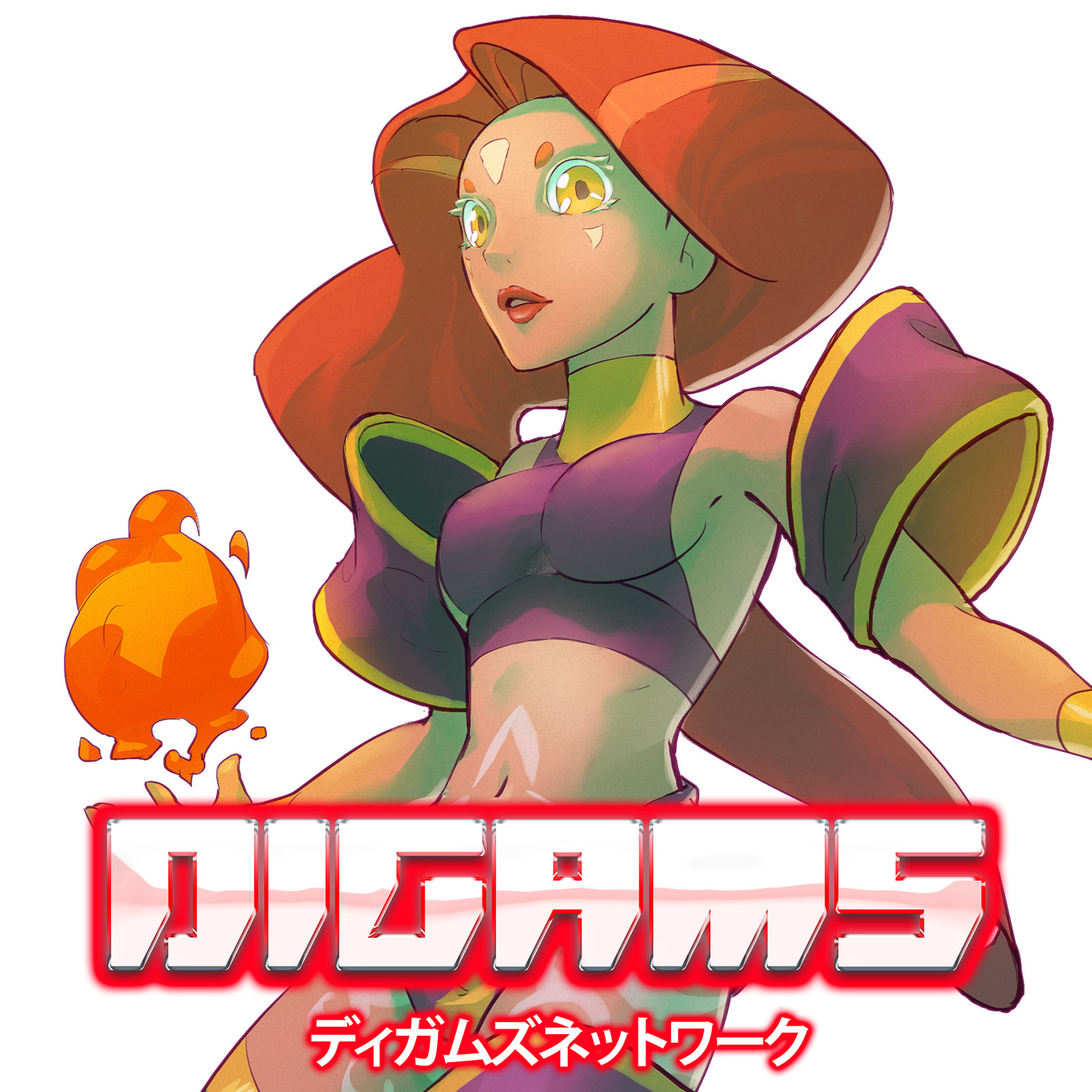 Digams Character