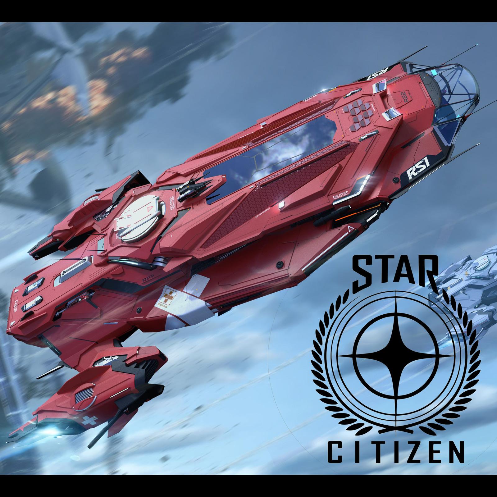 Star Citizen - RSI Apollo
